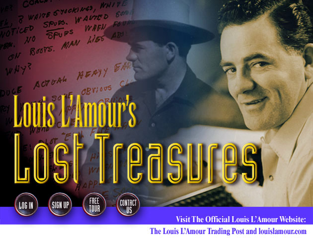 Louis L'Amour's Lost Treasures - LOADING